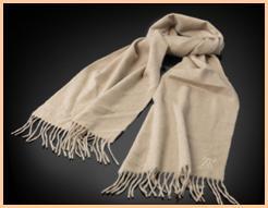 Кашемировый шарф: больше чем просто необходимость