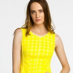 Желтый цвет в женском гардеробе