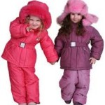 Выбираем ребенку зимнюю куртку