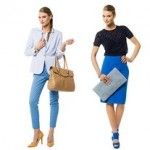 Тренд сезона – насыщенный синий цвет