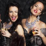 Как одеваться на шумную гламурную вечеринку