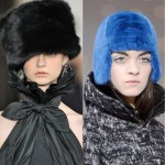 Модные головные уборы этого сезона
